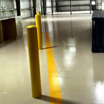 Cleveland Industrial Floor removal and epoxy coatings