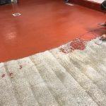 Floor Resurfacing with Urethane Cement