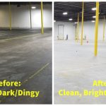 From Contaminated Concrete to Clean Concrete