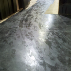 Cleveland sweating concrete floors